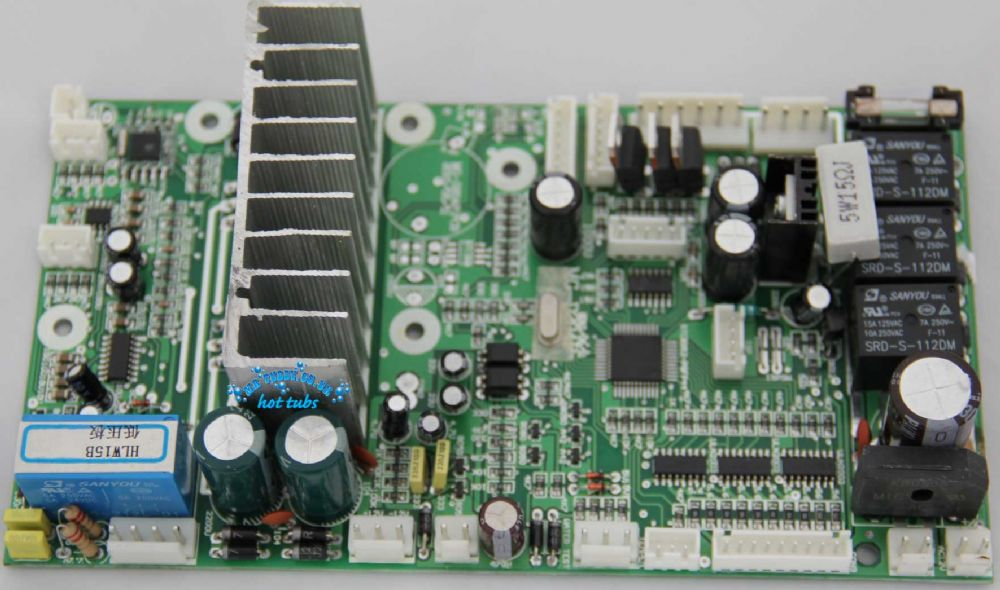 HLW15B Low Voltage Processor Board
